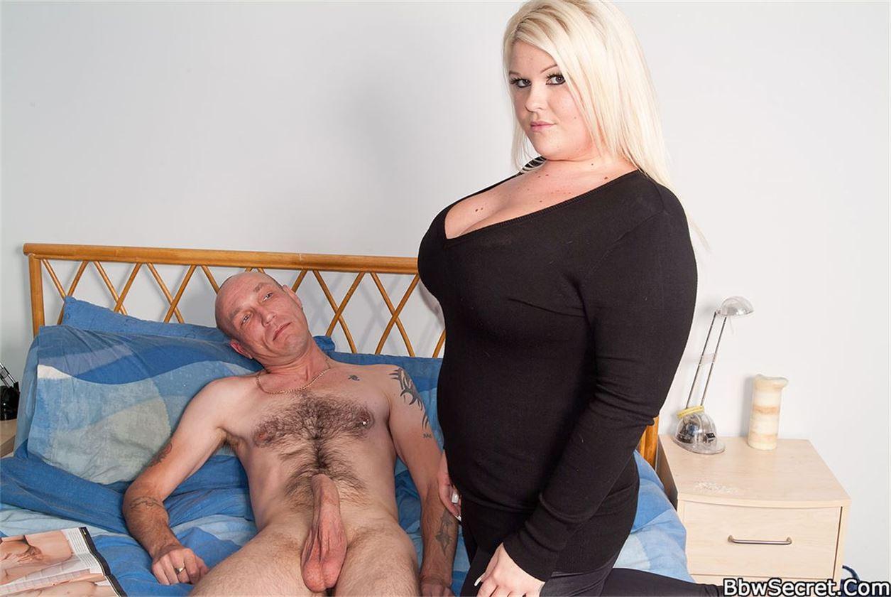 Толстая блондинка секс 1 фотография