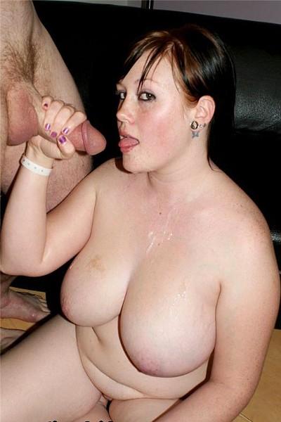 Секси пухляшка