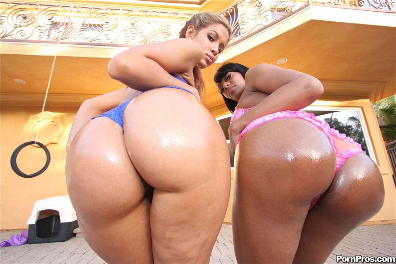 Порно жопа бразильская огромная