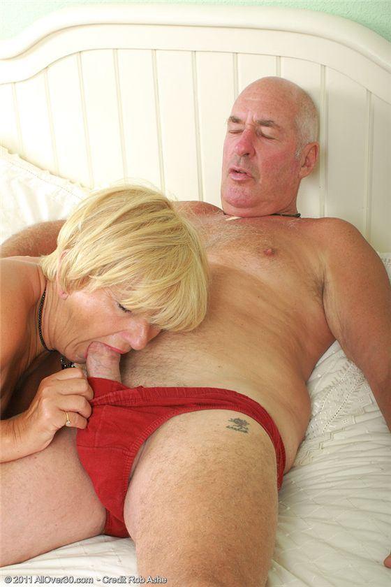 Секс с дедулей и бабулей