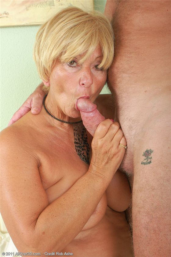секс бабуля