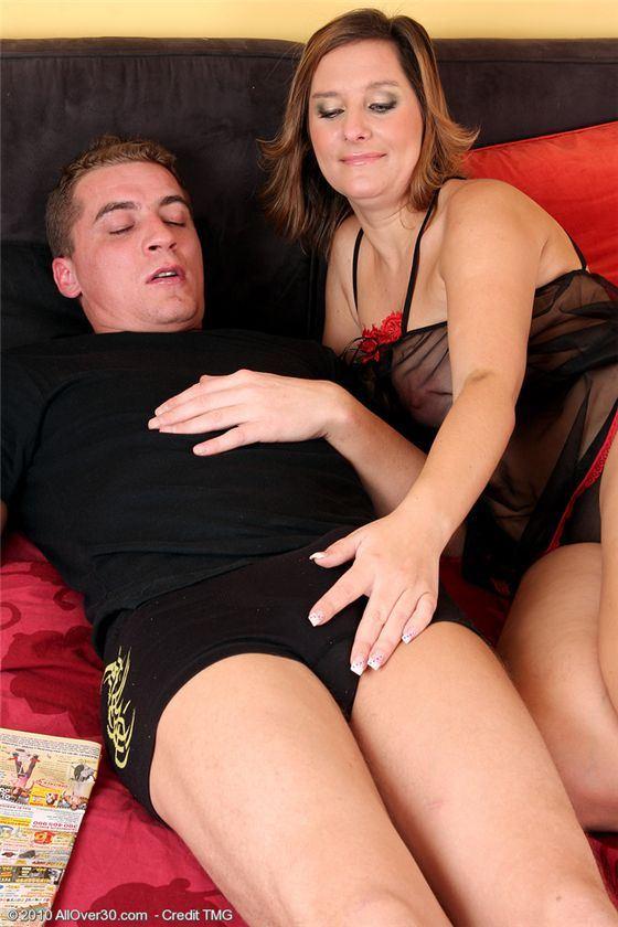 секс фото мужчин в женской одежде