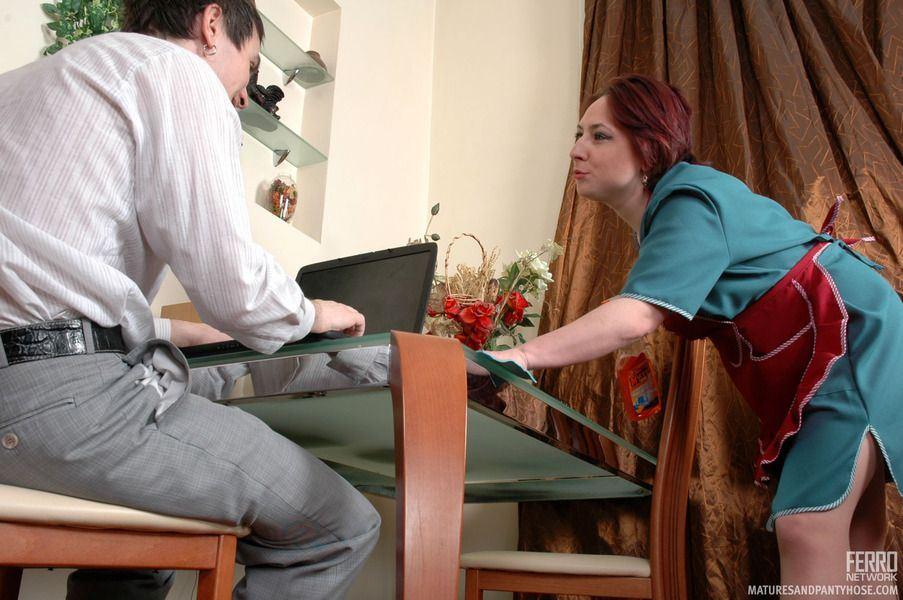порно фото секс домработница и хозяин в крупным планом