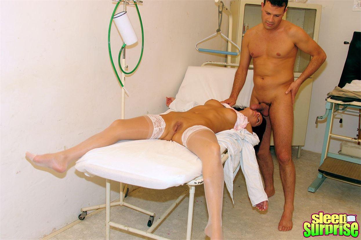i больного медсестра трахнула