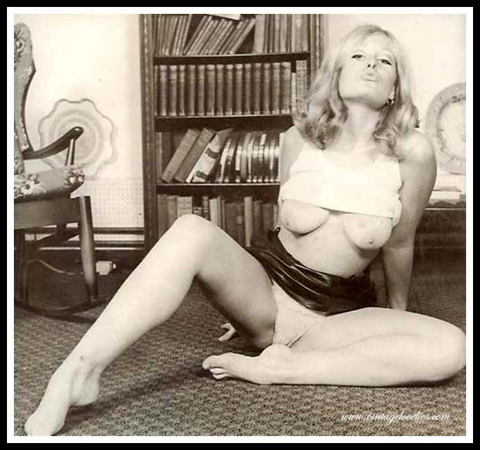 винтажные порно фото