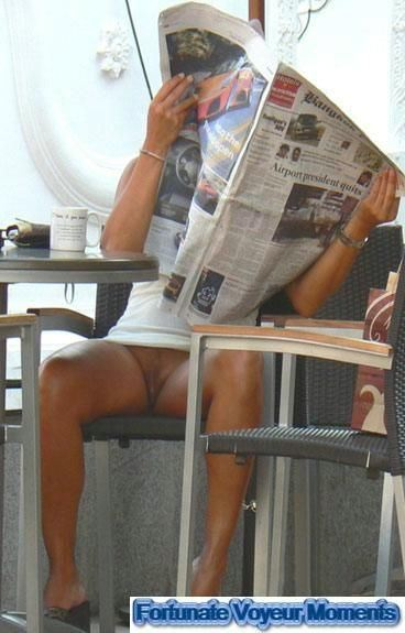 Nude In Public Images