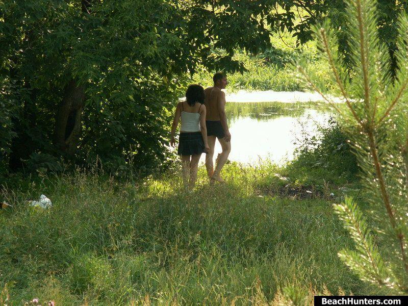 Русское домашнее порно жена сосет у мужа на PornoRussia.TV