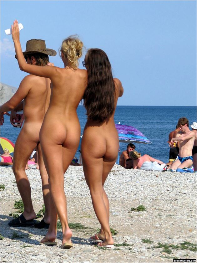 секс на пляжу фото ню