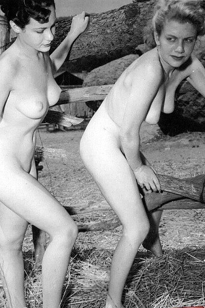 Красивые ретро фотографии обнаженных женщин