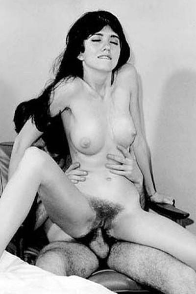Подборка ретро фото со сценами секса