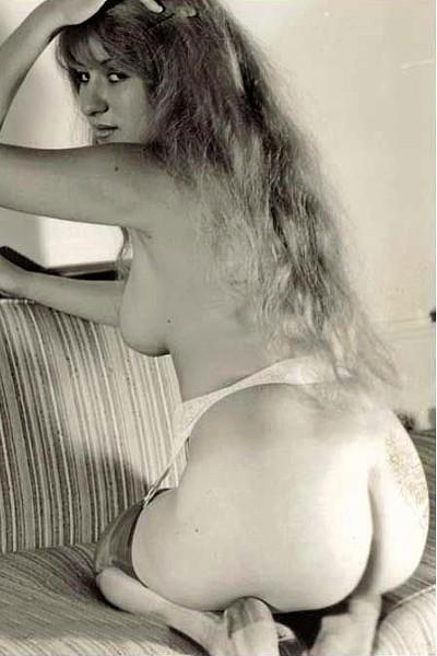 Винтажные фотографии красивых голых девушек